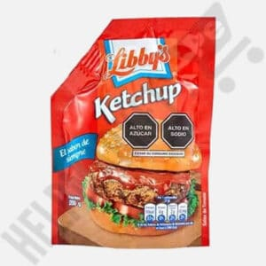Ketchup LIBBY'S Doypack x 200gr.
